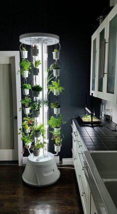 Amazon.com : Nutritower - Vertical Indoor Hydroponics Garden System : Patio, Lawn & Garden