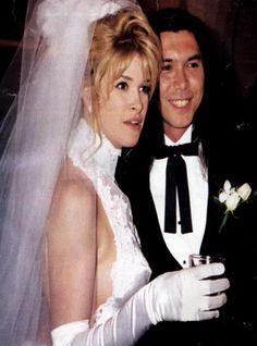 Lou Diamond Phillips & Kelly Preston -no confundir con pareja de John Travolta- (1994-2007)