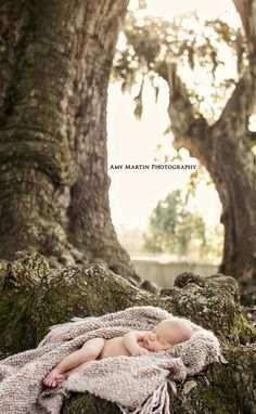 Outdoor-Neugeborenen-Fotograf New Orleans Louisiana von Amy Martin Photography - FOTOS -