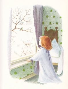 """""""Over and Over"""" by Charlotte Zolotow, Illustrated by Garth Williams 1957"""