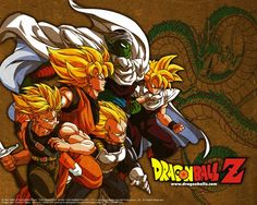 Dragon Ball Original Wallpaper