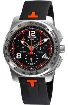 Best Watches, Discount $81.00 (21%) - Tissot Men S T0364171705701 T Sport Watch - Buy Now only $314.00 USD for 3 Items Available In Stock - Usually ships in 24 hours