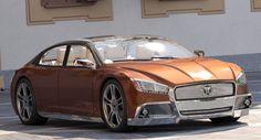 Volga 2020 Concept