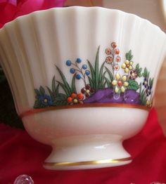LENOX RUTLEDGE P303 Gold Stamp One  Cup by WHISTLESTOPTRAINSHOP, $10.00
