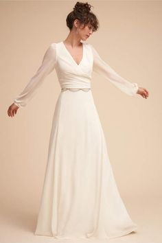 20 Best Wedding Dresses at BHLDN For The Budget Bride