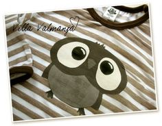 Mutturalla: kesäkuu 2009 Hand Printed Fabric, Boy Outfits, Stencil, Applique, Baby Boy, Boys, Prints, Handmade, Inspiration