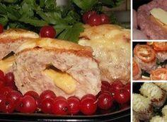 Recept Plněné karbanátky se sýrem a rajčetem Bagel, Mashed Potatoes, Bread, Ethnic Recipes, Whipped Potatoes, Smash Potatoes, Brot, Baking, Breads