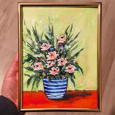 #rox_paintings #makersgonnamake #showyourwork #showyourart #flowers #flori #pictura #tablou #flowerspainting... Paintings, Colorful, Flowers, Art, Art Background, Painting Art, Painting, Kunst, Gcse Art