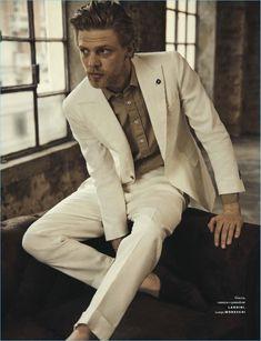 GQ Italia | 2018 | Fashion Editorial | Lenz von Johnston