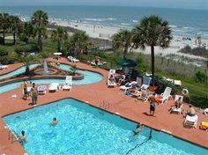 Image of Sandcastle Oceanfront Resort at the Pavilion, Myrtle Beach @Allison Bartholomew ???