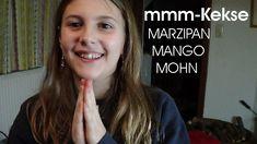 Mirakuli´s mmm-Kekse (Mango, Marzipan, Mohn) - Rezept Marzipan, Ayurveda, Mango, Health, Simple, Essen, Manga
