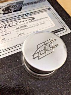 AC Autotechnic Polished Billet Cam Seal Plug for DOHC VTEC Engines Triple O-Ring #ACautotechnic #RacingWorks #Honda #Civic #Acura #Integra #B16A2 #B18C1 #B18C5 #VTEC