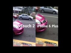 Ulefone Be Touch 2 vs iPhone 6 plus from GearBest.com - YouTube