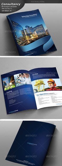 Industrial Brochure  #GraphicRiver         Industrial Brochure Design fully editable in Adobe Photoshopcs5. Source: Psd Size: 17 by 11 (double spreed) Bleed: .25 Images not included  Font links Nexa fontfabric /nexa-free-font/     Created: 10August13 GraphicsFilesIncluded: PhotoshopPSD Layered: Yes MinimumAdobeCSVersion: CS5 PrintDimensions: 8.5x11 Tags: businessbrochure #constructionbrochure #industrialbrochure #servicesbrochure