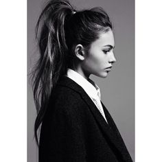 "Models, celebrities etc. auf Instagram: ""Thylane Blondeau for Jalouse Magazine, April 2014 #repost"""