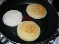 arepa tradicional venezuelana