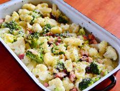 Broccoli Cauliflower Salad, Cauliflower Cheese, Cauliflower Casserole, Cauliflower Crust Pizza, Cauliflower Recipes, Cauliflower Potatoes, Salad Recipes, Keto Recipes, Healthy Recipes