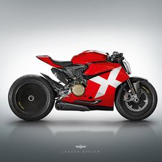 Assorted Ducati Concepts by Jakusa Design - Asphalt & Rubber Moto Scrambler, Moto Bike, Motorcycle Bike, Concept Motorcycles, Ducati Motorcycles, Moto Roadster, Bike Garage, Motos Ktm, Bike Motor