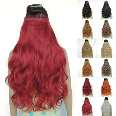 hair extension curly style cosplay sexy formula ali moda new star clip in synthetic bulk cheap blonde red hairstyles 24inch 120g