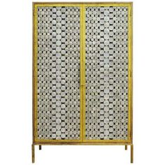 Oly Studio Serena Cabinet | Chest & Cabinets | Living Room | Furniture | Candelabra, Inc.