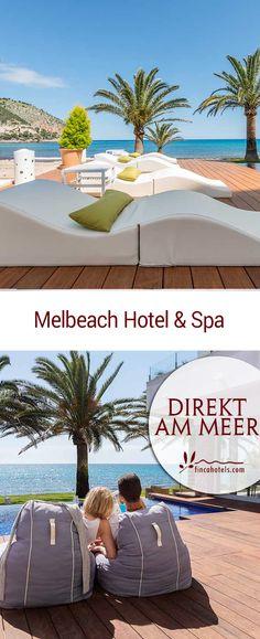 Das Melbeach Hotel & SPA ist ein wunderschönes Wellnesshotel direkt am Meer auf Mallorca. Das kleine adults only Hotel befindet sich im Osten der Insel am Strand von Canyamel.