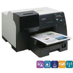Epson Business Inkjet B 510DN Printer