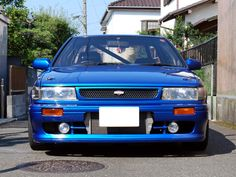 HNU12 NISSAN BLUEBIRD SSS ATTESA LIMITED Nissan Sentra, Nissan Tuning, Astro Van, Bluebirds, Cars, Vehicles, Autos, Blue Prints, Car