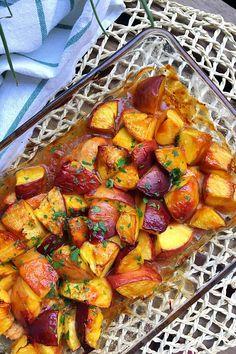 BBQ csirkemell nektarinnal – VIDEÓVAL! | Gastrohobbi