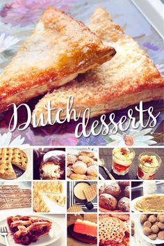 Easy Dutch dessert for class?