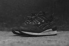 ASICS GEL-Lyte III Mid (Black) – Sneaker Freaker