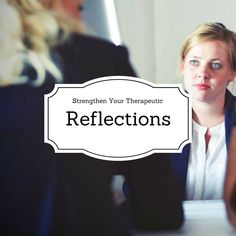 Reflections are a key aspect of child-centered play therapy. Being able to make strong reflections will help develop counselor's abilities to work in not only child counseling, but counseling…