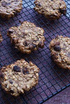 Sophie Gordon | Spring Time Oat, Raisin, apricot and Apple Cookies