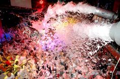 Party in Ibiza