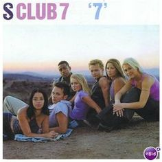 """New Listing Started S Club 7: """"7"""" (16 Track Cd) £0.60"""