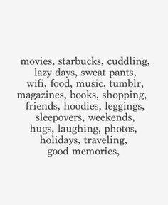 Except not Starbucks (ew) but I'll take an Einstein Bros. Vanilla Hazelnut latte any day :) Or Caribou!