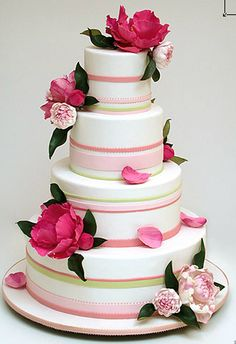 Ron Ben-Israel Cakes (weddingcakes.com)