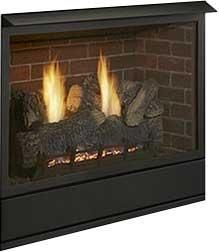 Majestic Vff36lni Vent Free Gas Fireplace Gas Fireplace Free Gas