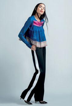 62a8ab38aea3fc Indian Clasics you can waer fro work.. The Kediya Top Casual Work Wear