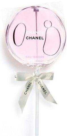chanel lolly pop
