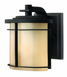 Hinkley Lighting Ledgewood Mini Wall Outdoor Lantern