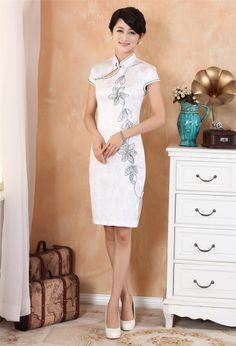 Classical Chinese Dress Cheongsam