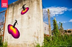 The Memorie Urbane Street Art Festival is still going strong on the streets of Gaeta, Italy with a series of new pieces by David De La Mano, E1000 and Pablo S. Herrero.