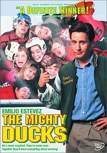 The Mighty Ducks- one of the best movie series ever