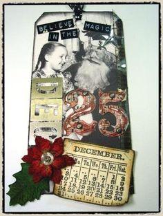 12 tags of christmas – day 4…