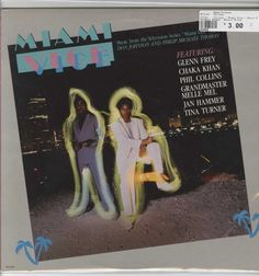 Various - Miami Vice - Music From The Television Series