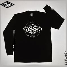 longsleeve, Shlop Flabby Black, 130.000
