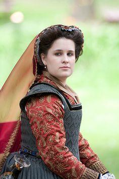 Lady Stafford Gown by ladyrose04.deviantart.com on @deviantART
