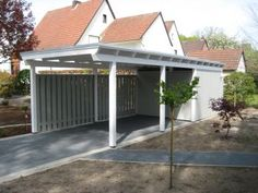 Bausatz Carport