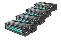 Compatible pour Ricoh Aficio SP C 240 dn Cartouche de Toner Promo Pack Cyan/Magenta/Jaune/Noir 406094 & 406097 & 406099 & 406106 C220 4 x…