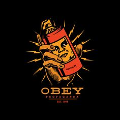 OBEY SUMMER '14 on Typography Served